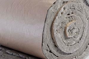 Para que serve feltros de lã de rocha?